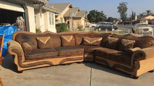 Sectional Couch for Sale in Caruthers, CA