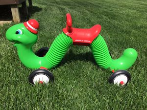 Radio flyer ride on inchworm for Sale in Loveland, OH
