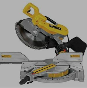 "12"" (305 mm) DOUBLE - BEVEL COMPOUND MITER SAW for Sale in Winston-Salem, NC"