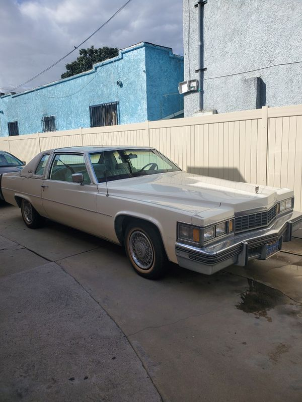 1977 Cadillac Coupe deVille for Sale in Los Angeles, CA ...