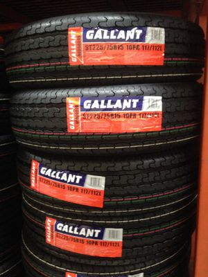 225-75-15 trailer tires 🔥🔥🔥🔥 for Sale in Upland, CA