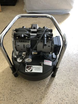 Werther/Panther (oil free and ultra quiet) Air Compressor PC 70/24 for Sale in Annandale, VA
