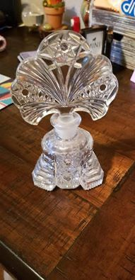 Crystal Antique Perfume Bottle for Sale in Austin, TX