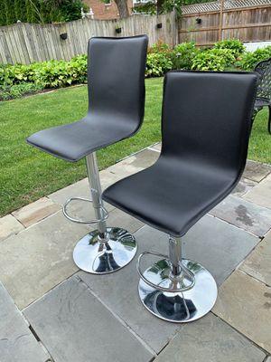 Adjustable bar stool set for Sale in Potomac, MD