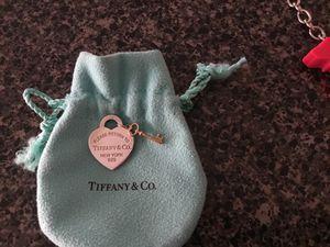 Tiffany Heart Pendant for Sale in Scottsdale, AZ