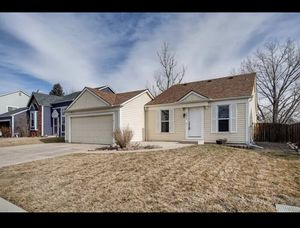 Offering 3 bedrooms, 2 full bathrooms, and a two car garage. for Sale in Arvada, CO