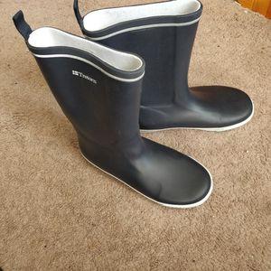 Trenton Rain Boots Navy, EU 43 Size 11 Women Size 10 Men for Sale in Dallas, GA