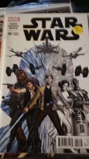 Star Wars w/ two 001 Variants pictured for Sale in Jacksonville, FL