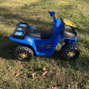 Power Wheels for Sale in Fort Washington, MD