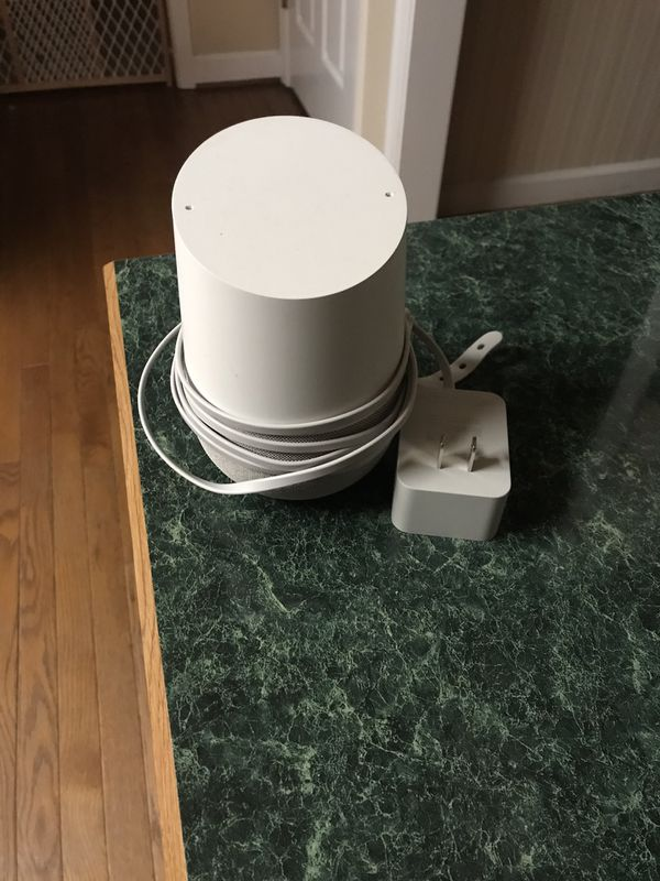 Google home-never used
