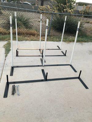 Competition weave poles for Sale in Phoenix, AZ