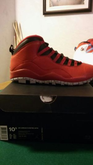 Jordan 10s Bulls over Broadway brand new never worn for Sale in Pittsburgh, PA