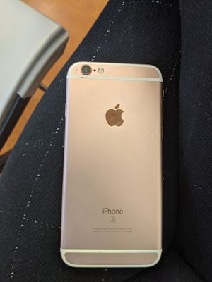 Iphone 6s unlocked for Sale in Newark, CA