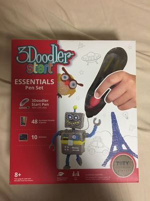 3D DOODLER START PEN SET for Sale in Rockville, MD