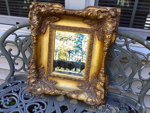 Antique Framed Mirror for Sale in Burke, VA