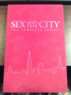 Sex and the city DVDs series collection for Sale in Tustin, CA