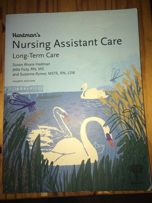 Nurse assistant book for Sale in Penrose, CO