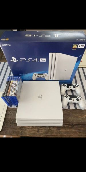 Ps4 4 sale for Sale in Addison, TX