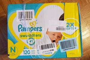 Pampers newborn for Sale in Chicago, IL