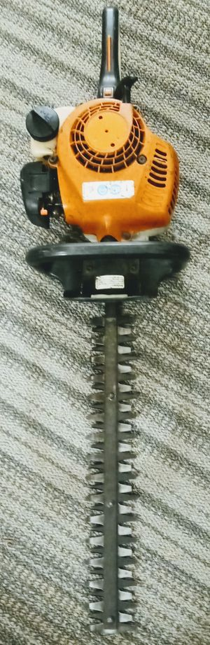 STIHL gas powered hedger for Sale in Milpitas, CA