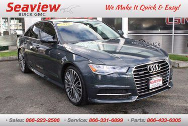 2016 Audi A6 for Sale in Lynnwood,  WA