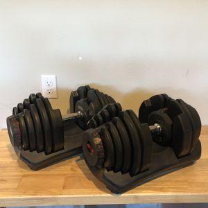 Bowflex 1090 dumbbells. for Sale in Camas, WA