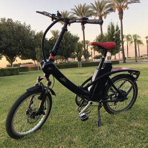 """Italy 🇮🇹 Style """" SOLEX """" Electric Folding bicycle E- Bike for Sale in Fresno, CA"""