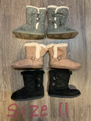 Girls boots size 11 for Sale in Gilbert, AZ