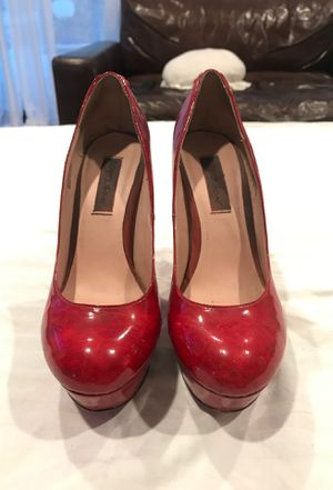 Betsey Johnson Dita 7 1/2 heels OBO for Sale in Miami, FL