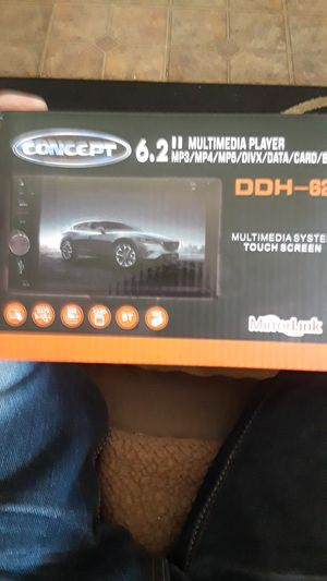 Car 6.2 multimedia player big sale 150$ for Sale in Pomona, CA