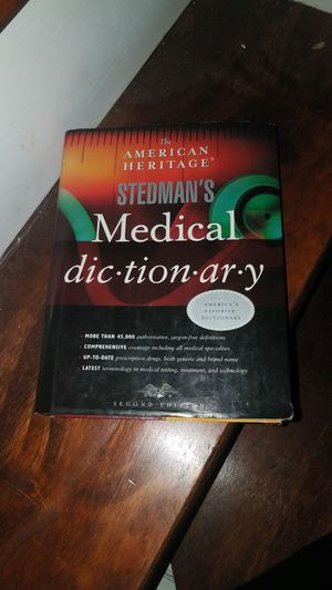 Medical dictionary book for Sale in Apex, NC