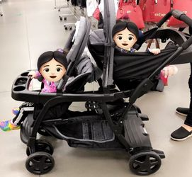 Graco Double Stroller for Sale in Madera,  CA
