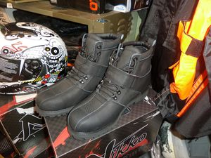 Women motorcycle the riding shoes size 7 brand new Joe Rocket Boots for Sale in San Fernando, CA