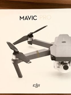 DJI Mavic Pro With ND Filters And Box for Sale in Fairfax,  VA