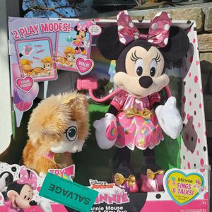 $30 MINNIE MOUSE TOY for Sale in North Las Vegas, NV
