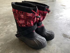 Girls Snow boots Columbia for Sale in Hudson, NH