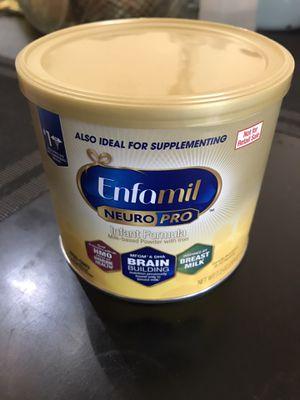 $5 formula Enfamil- I'm 5 min from cal state San Bernardino for Sale in San Bernardino, CA