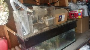 Fish tank 55gallon for Sale in Sanger, CA