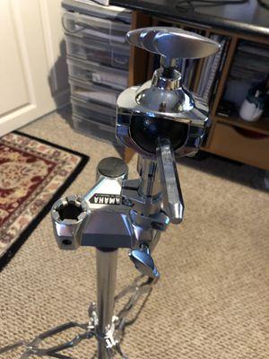 Yamaha high end drum hardware med duty hi tom holder reg. $280 for Sale in Castro Valley, CA