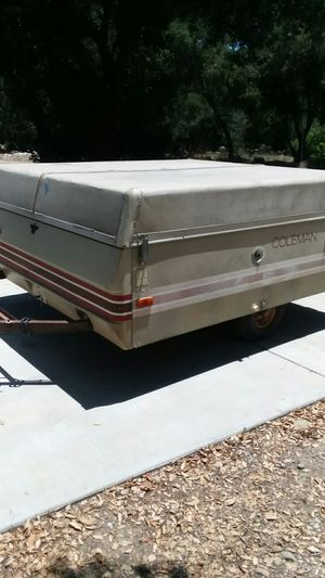Coleman Colonial pop-up camper for Sale in Ventura, CA