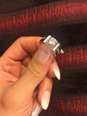 Stamped 925 Sterling Silver UNISEX RING- Code TK500 for Sale in Sacramento, CA