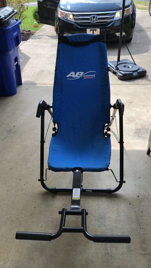 Ab lounge sport for Sale in Cleveland, TN