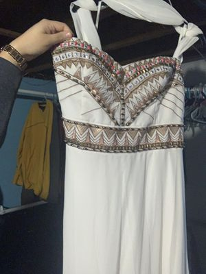 Maxi Cream New with Tags dress for Sale in Bartlett, IL