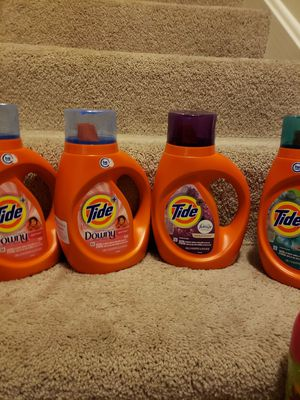 Tide Liquid Laundry Detergent for Sale in Whitehall, OH