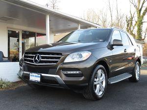 2012 Mercedes-Benz M-Class for Sale in Fairfax, VA