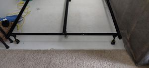Queen metal bed frame for Sale in Hales Corners, WI