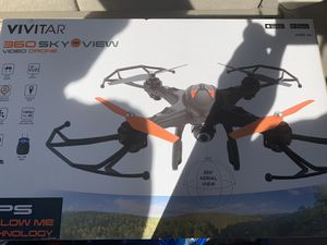 Vivitar 360 sky view brand new for Sale in Mountville, PA