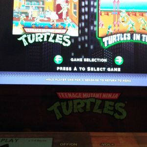 Teenage Mutant Ninja Turtles Nickelodeon Arcade for Sale in Phoenix, AZ