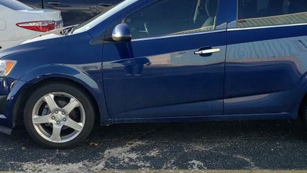 Chevy Sonic LTZ TURBO 93K for Sale in Temple,  TX