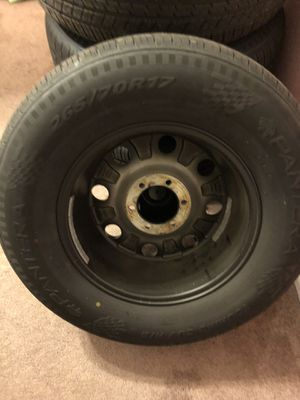 Tires & Wheels for Sale in Apple Valley, CA